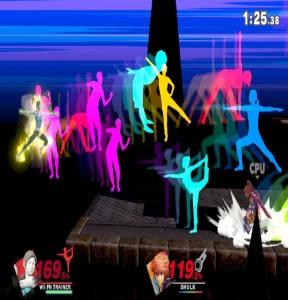 Wii Fit trainer final Smash super Smash Bros ultimate Nintendo Switch