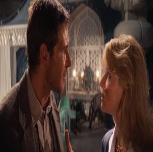 Indiana Jones Willie Scott romance Indiana Jones and the temple of doom