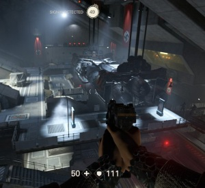 Wolfenstein II: The New Colossus Nintendo Switch Xbox One PS4 pc