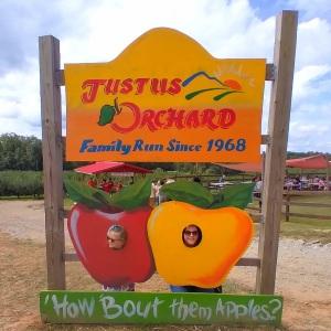 Justus Orchard Hendersonville NC