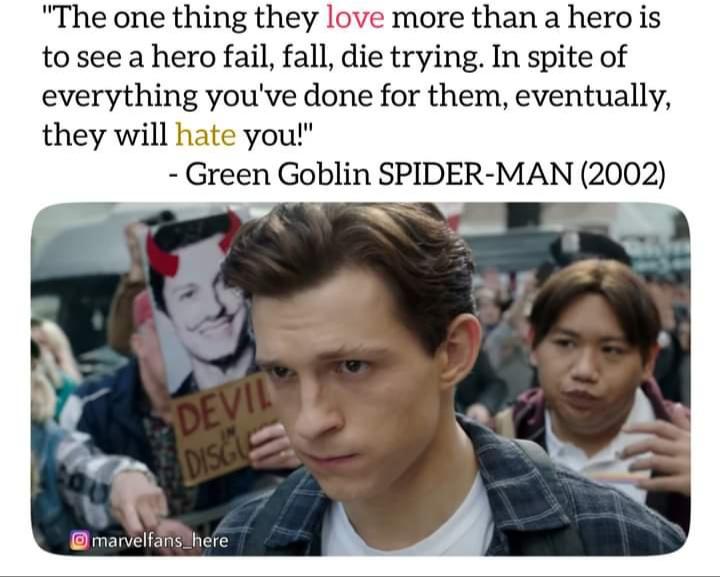 Memes green Goblin truth