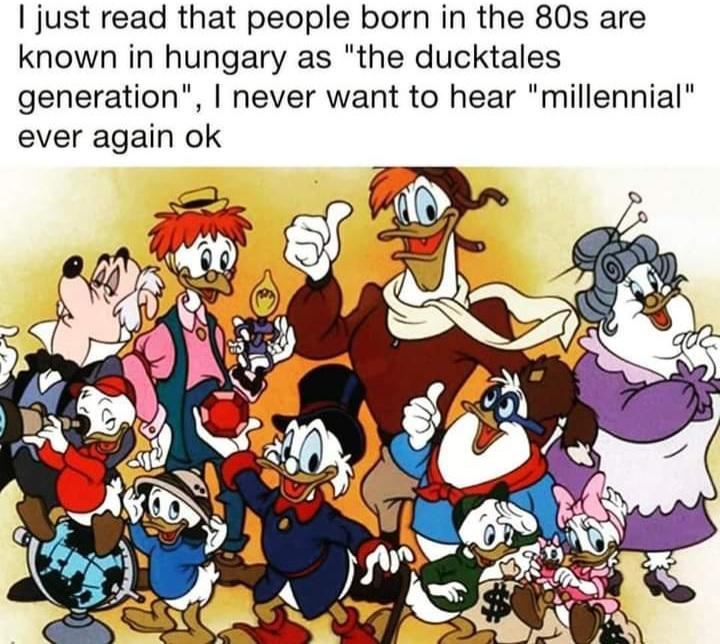 Memes Ducktales disney