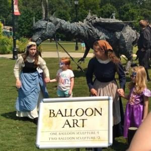 Dancing lessons Upstate Renaissance Faire Greer South Carolina