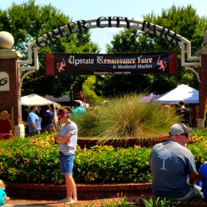 Upstate Renaissance Faire Greer South Carolina