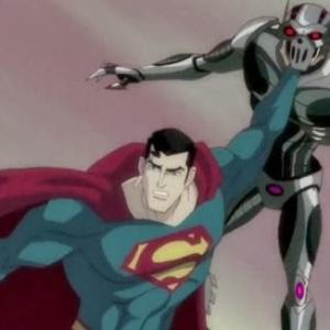 Brainiac Superman: Unbound movie