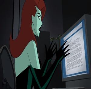 Poison ivy Batman and Harley Quinn movie