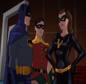 Sexy Catwoman Batman: Return of the Caped Crusaders