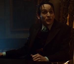 Mafia boss penguin Gotham season 2