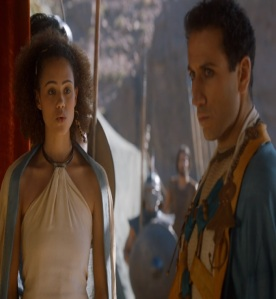 game of Thrones HBO Missandei