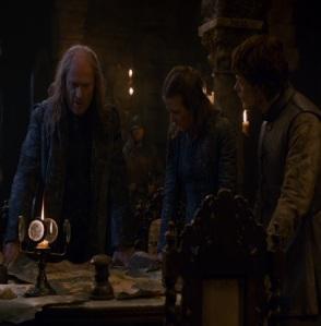 Theon Greyjoy returns home Game of Thrones HBO