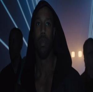 Adonis becomes champion Creed II