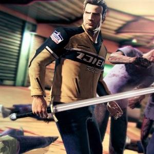 Sword Dead Rising 2