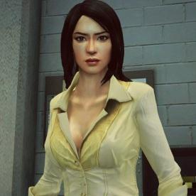Sexy Rebecca Chang Dead Rising 2