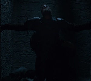 Beric Dondarrion final death the long night game of Thrones HBO