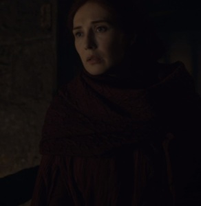 Melisandre finds a dead Jon Snow game of Thrones HBO