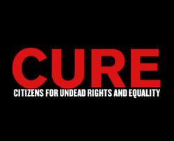 Cure organization Dead Rising 2