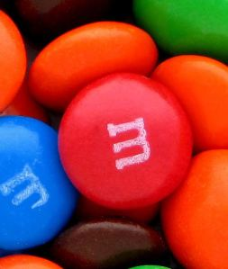 Fun facts about M&Ms