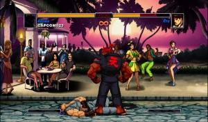 Akuma Super Street Fighter II HD Turbo Remix