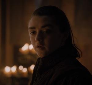 Arya Stark kills house frey game of Thrones HBO