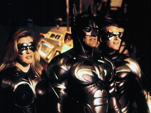 Alicia Silverstone Batman & Robin movie