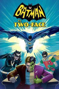 Batman vs. Two-Face movie poster