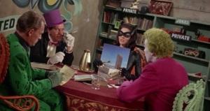 Catwoman Batman 1966 movie
