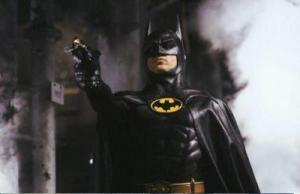 Michael Keaton Batman 1989 movie