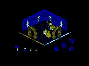 Batman 1986 computer game