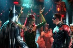 Uma Thurman as poison ivy Batman & Robin movie