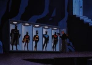 Bruce Wayne Batman beyond season 1