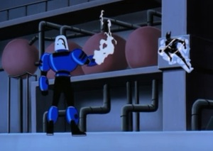 Mr. Freeze Batman beyond season 1