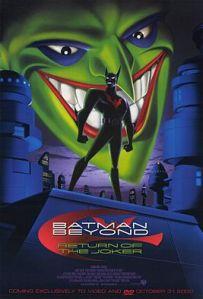 Batman Beyond: Return of the Joker movie poster