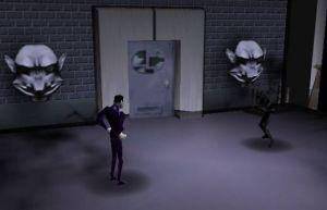Final boss Batman Beyond: Return of the Joker N64 PS1