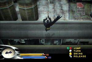 Batman: Dark Tomorrow Nintendo Gamecube Microsoft Xbox
