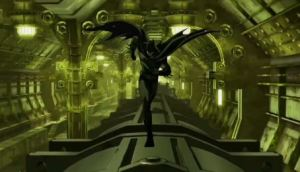 Batman vs deadshot Batman: Gotham Knight movie