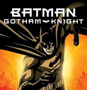 Batman: Gotham Knight movie poster