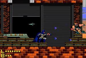 Batman: Return of the Joker sega genesis