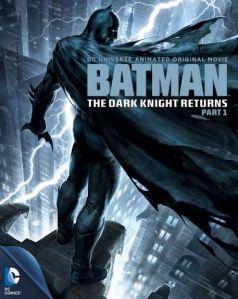 Batman: The Dark Knight Returns Part 1 movie pposter
