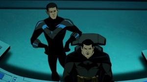 Nightwing Dick Grayson Batman: Under the Red Hood movie