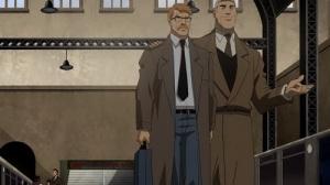 Jim Gordon Batman: Year One