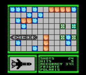 Battleship NES Nintendo