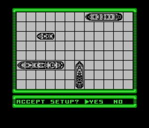 Battleship NES