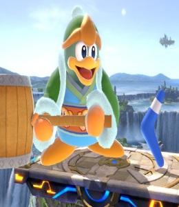Boomerang super Smash Bros ultimate Nintendo Switch