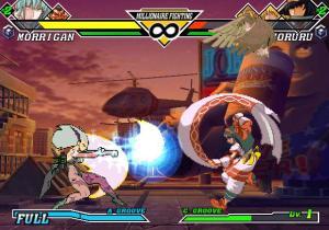 Morrigan Capcom vs. SNK 2 EO