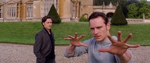 Charles Xavier and Magneto X-Men: First Class