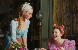 Lily James Cinderella 2015 movie