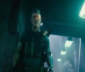 Josh Brolin as Cable Deadpool 2 movie