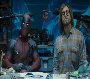 Superhero tryouts Deadpool 2 movie