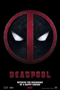 Deadpool 2016 movie poster