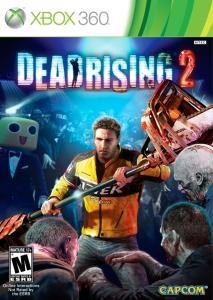 Dead Rising 2 Xbox 360 boxart